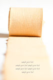 Medical bandage roll Stock Photos