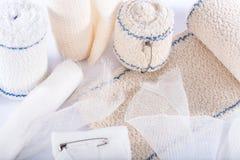 Medical bandages Stock Photo