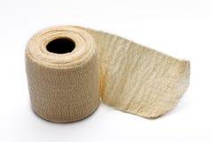 Medical bandaid. On white background stock photography