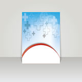 Medical Banner For Web Or Print . Stock Photo