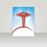 Medical Banner For Web Or Print . Royalty Free Stock Photography