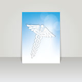 Medical Banner For Web Or Print . Royalty Free Stock Photos