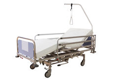 Medical bed Stock Photos