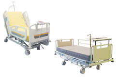 Medical bed Stock Photography