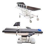 Medical bed Stock Images