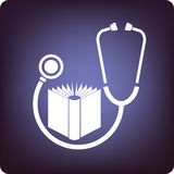 Medical book Royalty Free Stock Photography