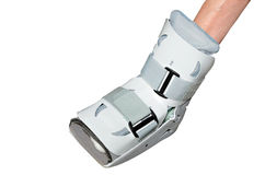 Medical Boot Royalty Free Stock Photo