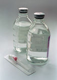 Medical bottle Stock Images