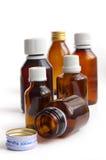 Medical bottle Royalty Free Stock Photos