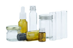 The Medical bottle Royalty Free Stock Photos