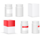 Medical bottle Stock Photos
