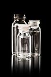 Medical bottles Royalty Free Stock Image