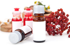 Medical bottles Stock Image