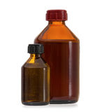 Medical bottles Stock Images