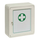 Medical box Stock Image