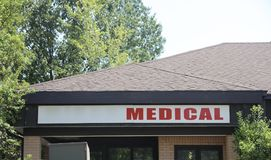 Medical Care Clinic Royalty Free Stock Images