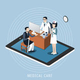 Medical care concept Stock Photography