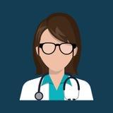 Medical care design. Illustration eps10 graphic Royalty Free Stock Photo