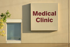 Medical Clinic Stock Image