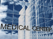 Medical center Royalty Free Stock Photography