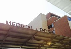 Medical Center Royalty Free Stock Images