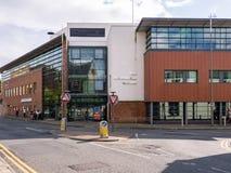 Medical centre in St Helens Merseyside