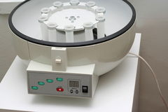 Medical Centrifuge for separate of liquids Royalty Free Stock Photos