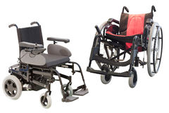 Medical chair Stock Image
