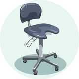 Medical Chair Stock Photography