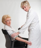 Medical check up Royalty Free Stock Images
