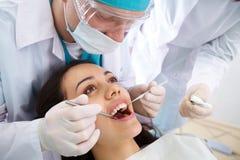 Medical check-up Royalty Free Stock Photo