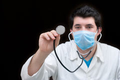 Medical check up Royalty Free Stock Photography