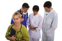 Medical company Stock Photo