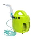 Medical compressor inhaler, nebulizer Royalty Free Stock Images