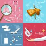 Medical concept dentistry surgery transplantation pharmaceutics Royalty Free Stock Images
