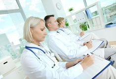 Free Medical Conference Stock Photos - 29515783