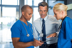 Medical conference Stock Photography