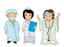 Medical Costume Royalty Free Stock Images