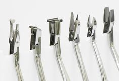 Medical dental orthodontic equipment Royalty Free Stock Photography