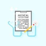 Medical design Stock Images