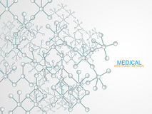 Medical design Royalty Free Stock Photo