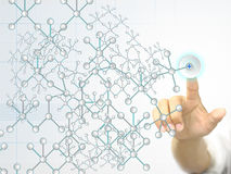 Medical design Stock Photos