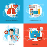 Medical Design Concept Royalty Free Stock Images