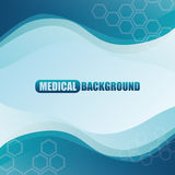 Medical design. Royalty Free Stock Photography