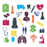 Medical design Royalty Free Stock Photography