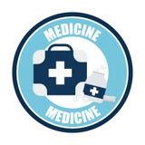 Medical design Stock Image