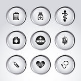 Medical design Stock Photography