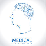 Medical design Stock Photo