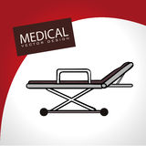 Medical design Royalty Free Stock Images