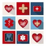 Medical design Royalty Free Stock Photos